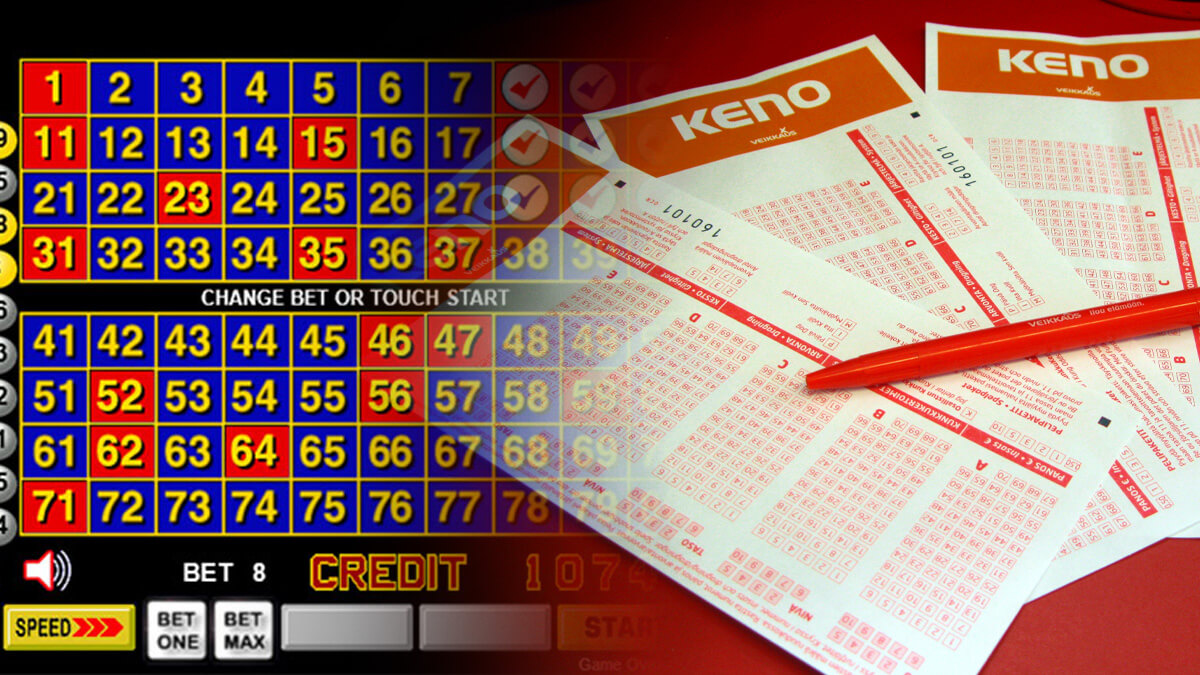 How to win at keno: simple & effective tips